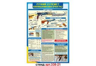 Стенд 21: РКК №338-21