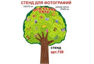 сімейне дерево нашого класу стенд для фото, our class tree