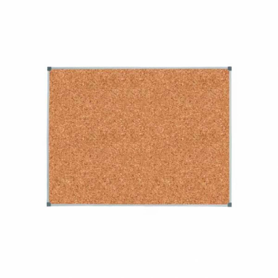 Доска пробковая информационная 150х100см. DP-003