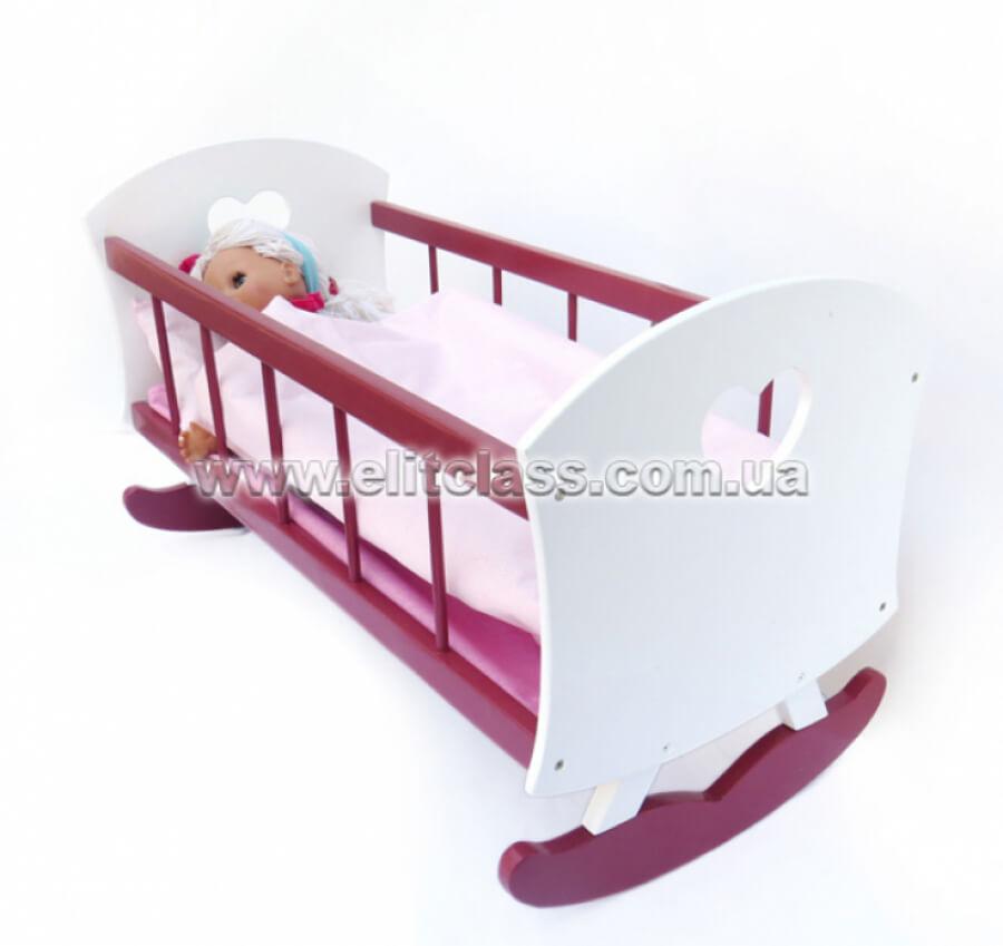 кроватка которая качается
