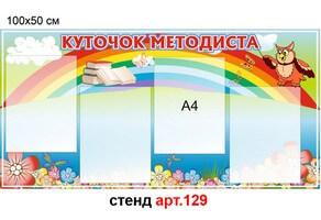 Куточок методиста №129