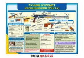Стенд 22: РКК №338-22