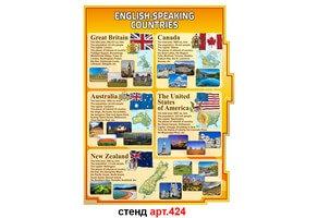 Англоговорящие страны №424