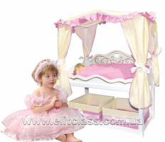"""Кровать для куклы 65 см """"Ярославна"""""""